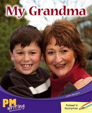 My Grandma - 9780170132404