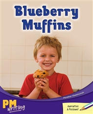 Blueberry Muffins - 9780170132497
