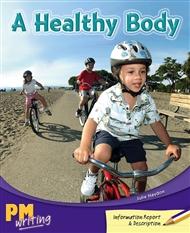 A Healthy Body - 9780170132510