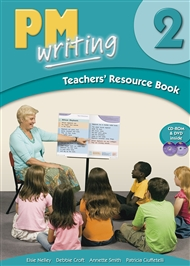 PM Writing 2 Teachers' Resource Book (with Site Licence CD & DVD) - 9780170132732