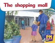 The shopping mall - 9780170133531