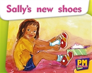 Sally's new shoes - 9780170133647