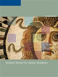 Ancient Rome for Senior Students - 9780170134620