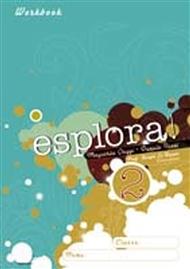 esplora! Level 2: Workbook with DVD - 9780170135542