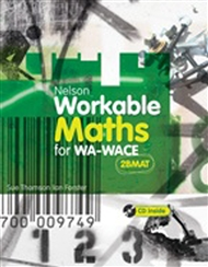 Workable Maths for WA - WACE 2BMAT - 9780170136020