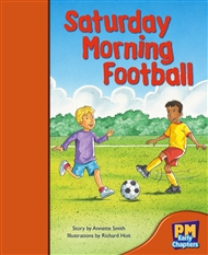 Saturday Morning Football - 9780170136143