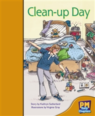 Clean-up Day - 9780170136518