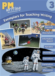 PM Writing 3 Exemplars for Teaching Writing - 9780170160018