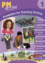 PM Writing Exemplars 1 Teaching Writing - 9780170160032
