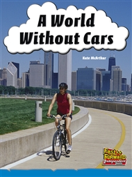 A World Without Cars - 9780170179324