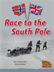 Race to the South Pole - 9780170179454