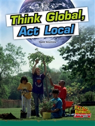 Think Global, Act Local - 9780170179812