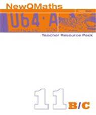 New QMaths 11B & 11C: Teacher Resource Pack and CD-ROM - 9780170180702