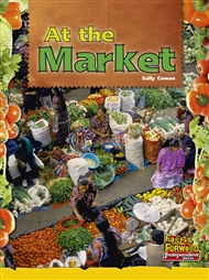 At the Market - 9780170180870
