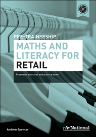 A+ National Pre-traineeship Maths and Literacy for Retail - 9780170181440