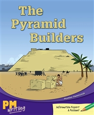 The Pyramid Builders - 9780170182423
