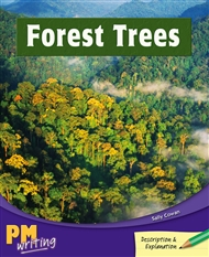 Forest Trees - 9780170182430