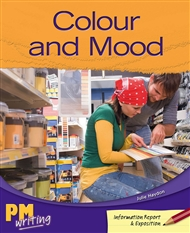 Colour and Mood - 9780170182508