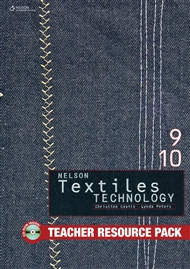 Nelson Textiles Technology Stage 5: Teacher Resource Book - 9780170183260