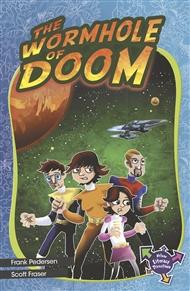 The Wormhole Of Doom - 9780170183451