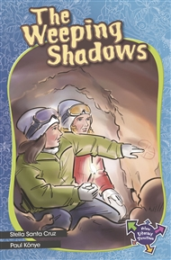 The Weeping Shadows - 9780170183482