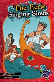 The Eerie Singing Sirens - 9780170183727