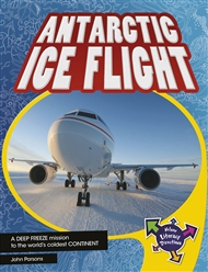 Antarctic Ice Flight - 9780170183741