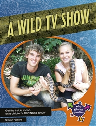 A Wild TV Show - 9780170183871