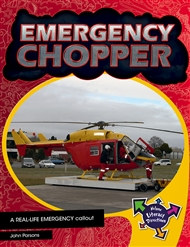 Emergency Chopper - 9780170183925