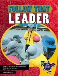 Follow That Leader! - 9780170183932