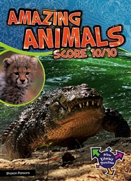 Amazing Animals Score 10/10 - 9780170184113