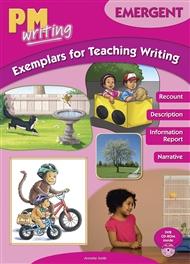 PM Writing Emergent Exemplars for Teaching Writing - 9780170184205