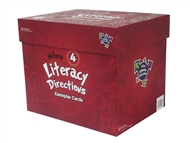 Nelson Literacy Directions Card Kit 4 - 9780170184472