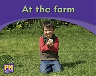 At the farm - 9780170186049