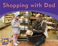 Shopping with Dad - 9780170186056
