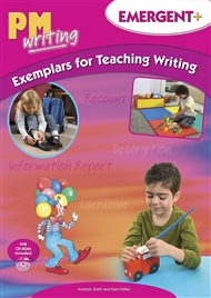 PM Writing Emergent + Exemplars For Teaching Writing - 9780170187794
