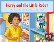 Harry and the Little Robot - 9780170193719