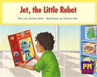 Jet, the Little Robot - 9780170193740
