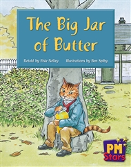 The Big Jar of Butter - 9780170193825