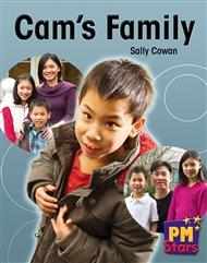 Cam's Family - 9780170194013