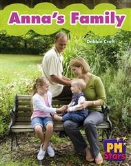 Anna's Family - 9780170194044