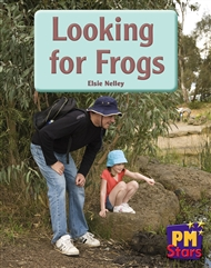 Looking for Frogs - 9780170194242