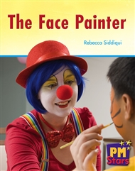 The Face Painter - 9780170194358