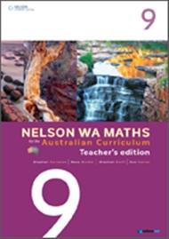 Nelson WA Maths for the Australian Curriculum Year 9 Teacher's Edition - 9780170194556
