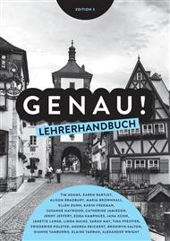Genau! Teacher's Edition - 9780170197137
