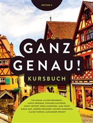 Ganz Genau! Student Book - 9780170197199