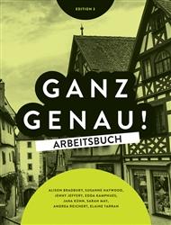 Ganz Genau! Workbook - 9780170197267