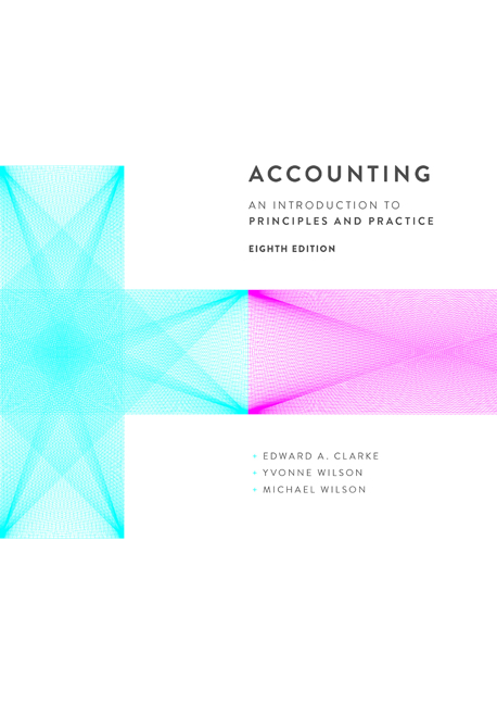 Accounting: An introduction to Principles and Practice - 9780170234061(Print)