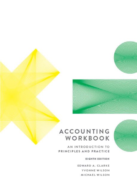 Accounting: An Introduction to Principles and Practice Workbook - 9780170234078(Print)