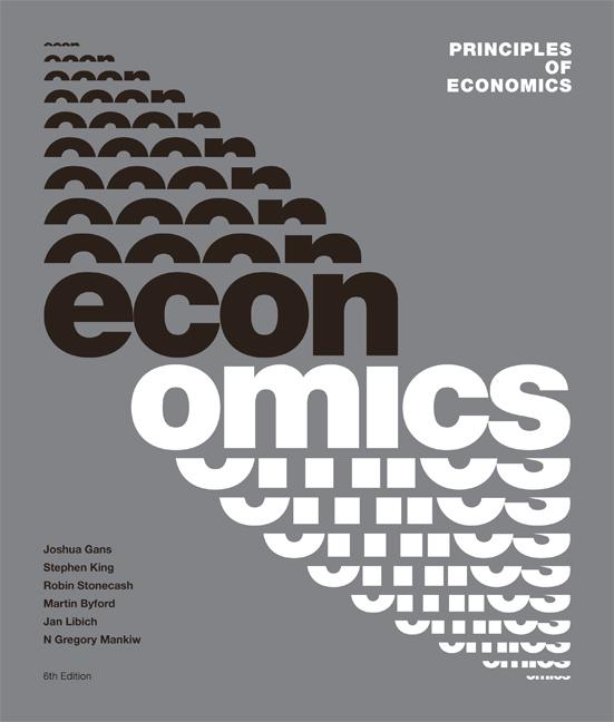 Principles of Economics: Australia and New Zealand Edition - 9780170248532(Print)